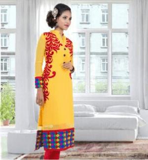 Stylish Multi Color Suit