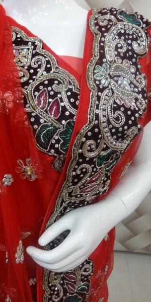 Exclusive bridal lehanga