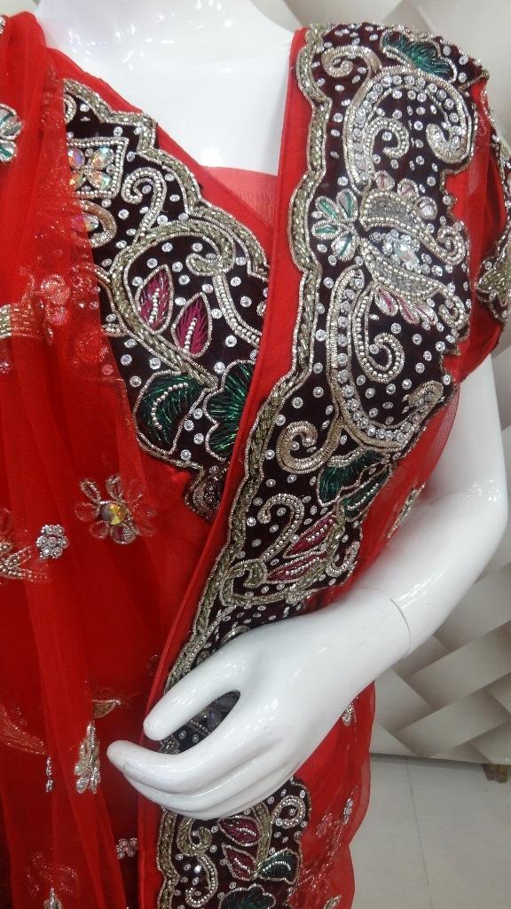 Exclusive bridal lehanga 1