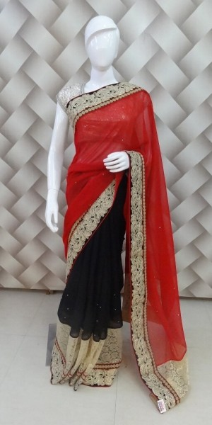 Designer Touch Graceful Saree