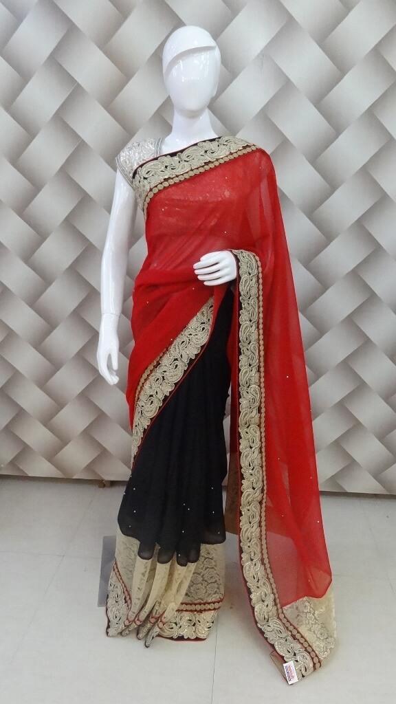 Designer Touch Graceful Saree  1