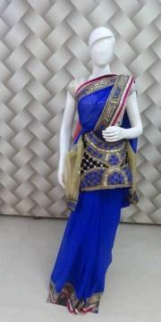 Classy Style Saree