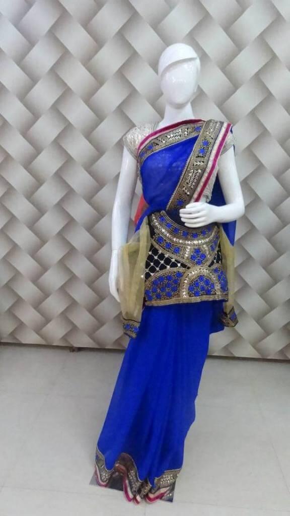 Classy Style Saree 1