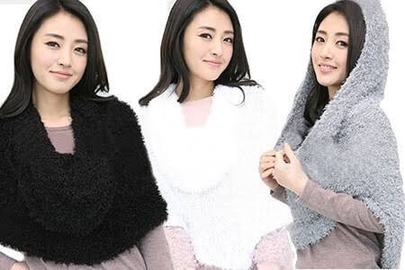 Girlish Woolen Stole 1