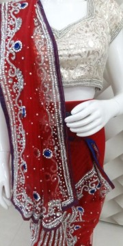 Karwachoth Red Collection