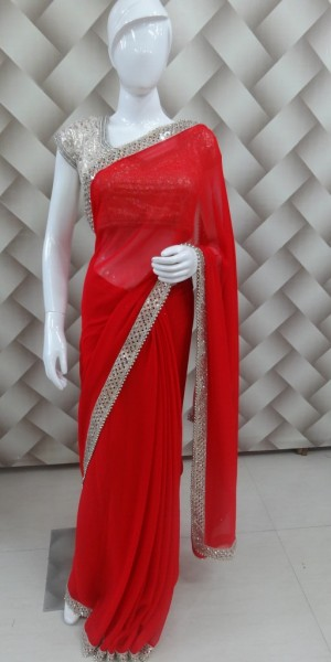 Karwachoth special Saree