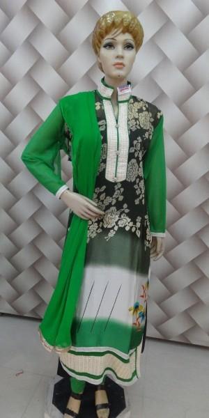 Beautiful Green Suit