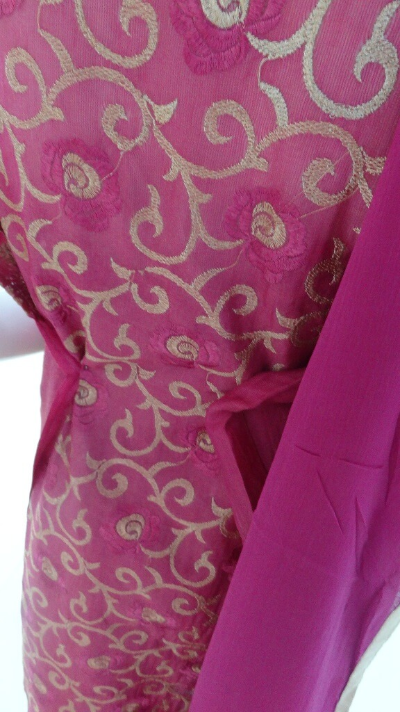 Imported Fabric Purple Suit