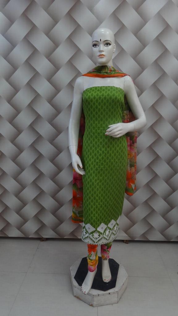 Goergeous Girlish Suit (Unstitch) 1