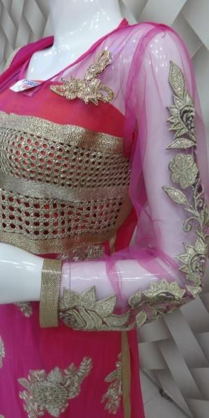 Designer Rani Color Suit