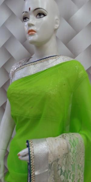 Light Green in Plain