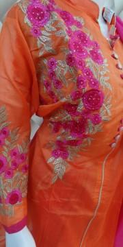 Superb Orange Suit