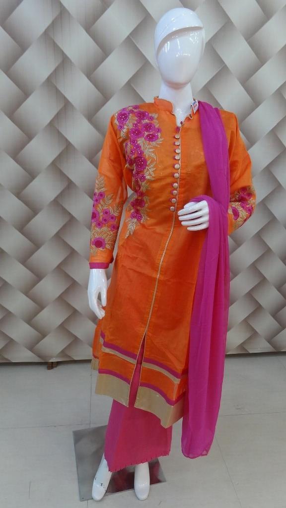 Superb Orange Suit 1