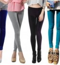 Latest Trends in Leggings Offered by Rajgharana Creations