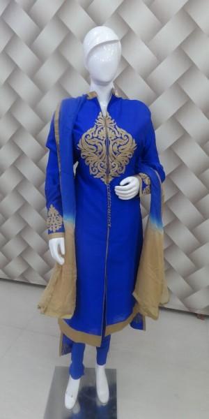Royal Blue Goergeous Suit