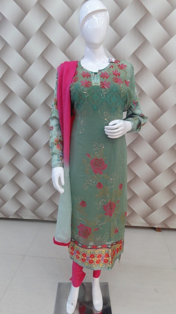 Sobar Touch Green Suit